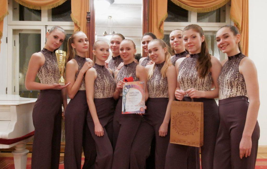 Кировские танцоры вернулись с победой из Таллина