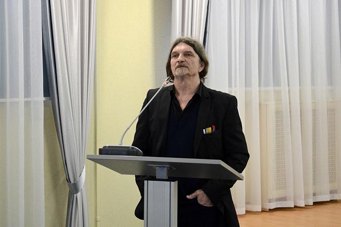 Премию имени А.И. Герцена получил кировский историк, краевед и публицист Владимир Любимов