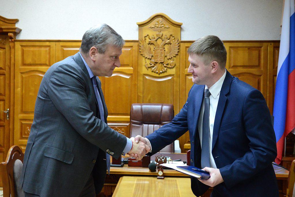 Министром промышленной политики Кировской области назначен Андрей Перескоков