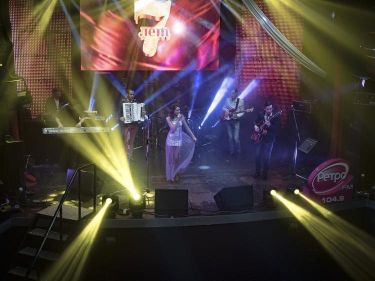Лучшие музыканты города поздравили клуб GAUDI в Кирове с днем рождения