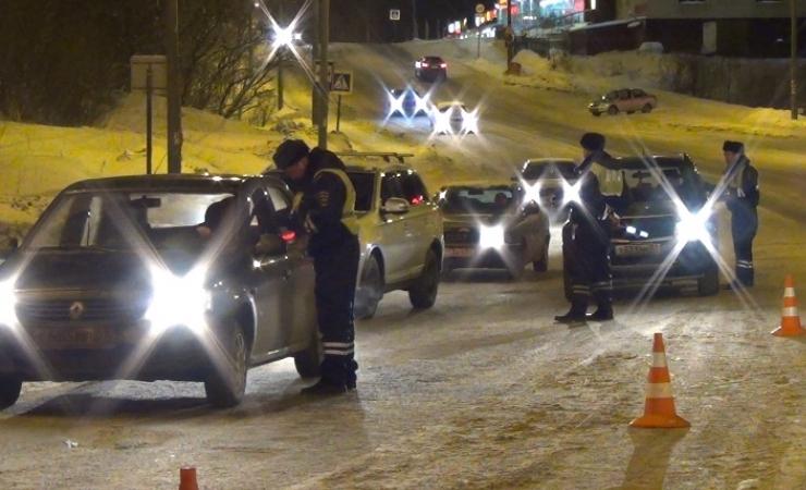в кирове пьяных водителей задержали в Кирове