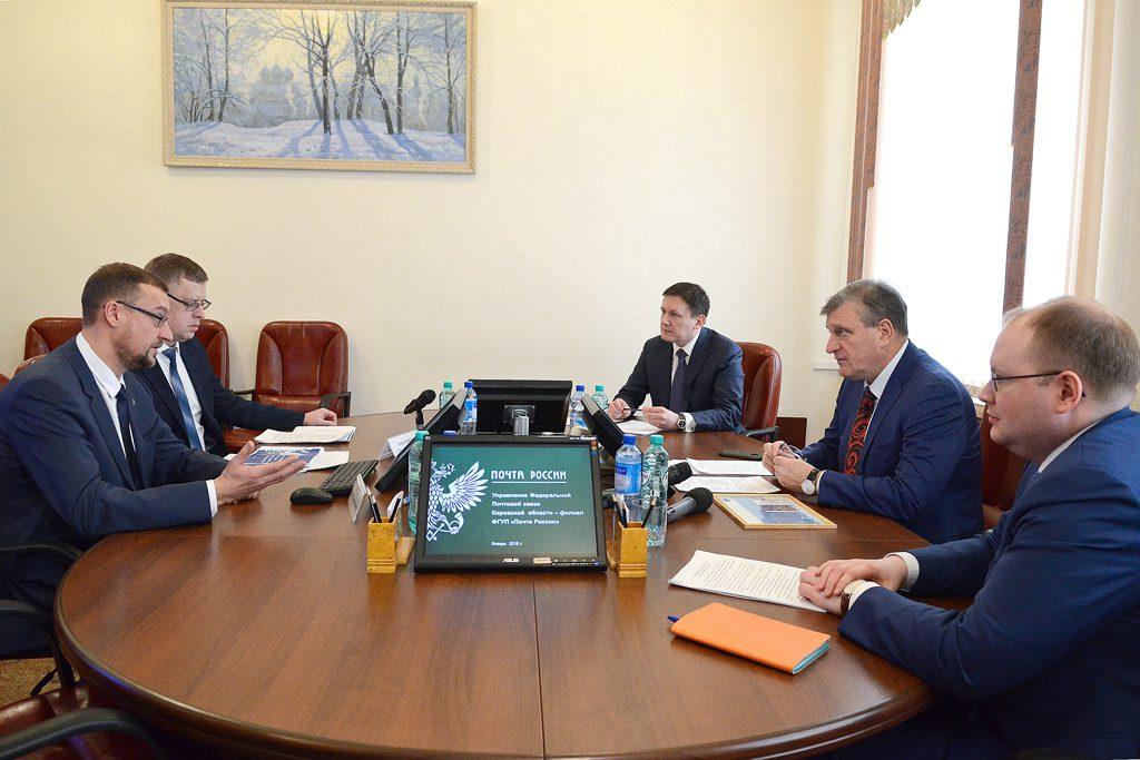 Игорь Васильев: ни одно отделение «Почты России» в регионе не должно быть закрыто