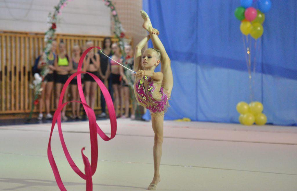 Кировские гимнастки взяли золото всероссийских соревнований