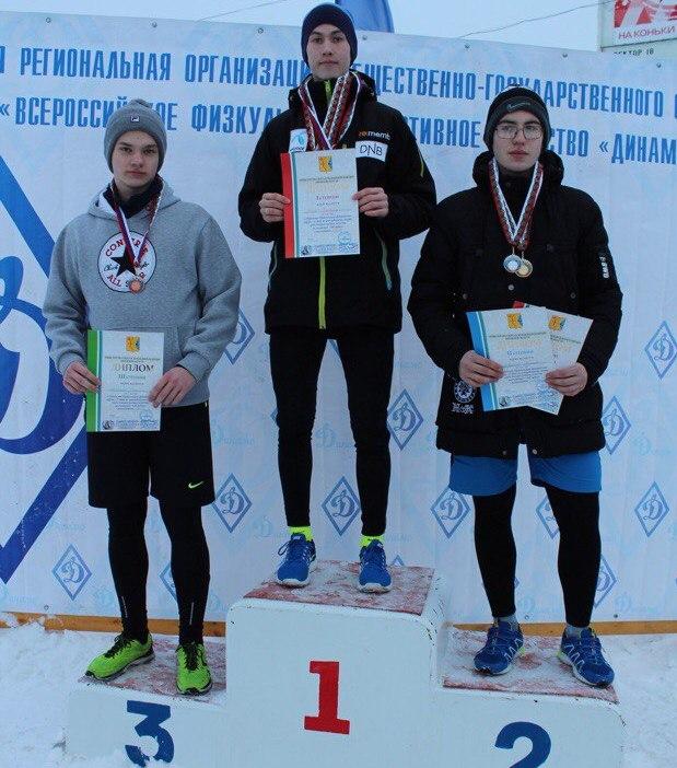 В Кирове завершился второй этап первенства Приволжского федерального округа по конькобежному спорту
