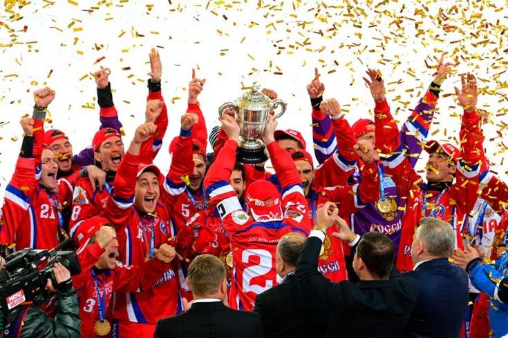 Сборная России по хоккею с мячом вернула себе титул чемпиона мира