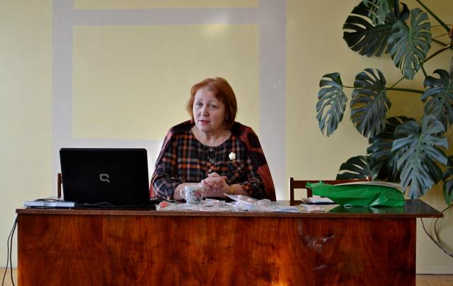 В Унях Кировской области прошла лекция Школы садоводов Олега Валенчука