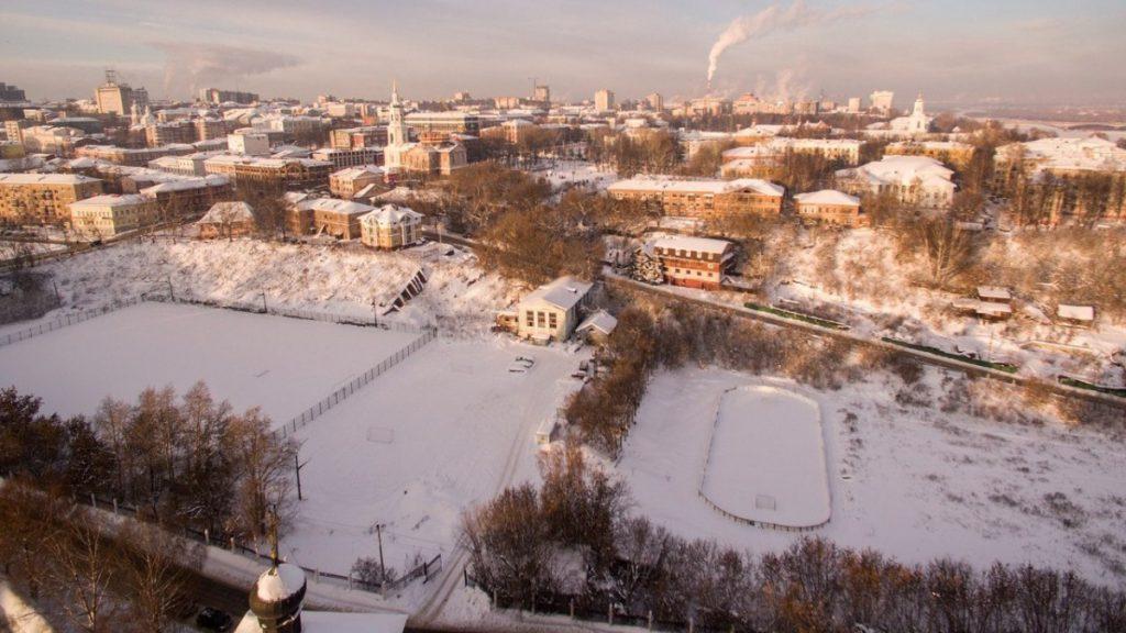 Илья Шульгин предложил построить школу в овраге Засора