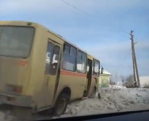 В КИрове автобус