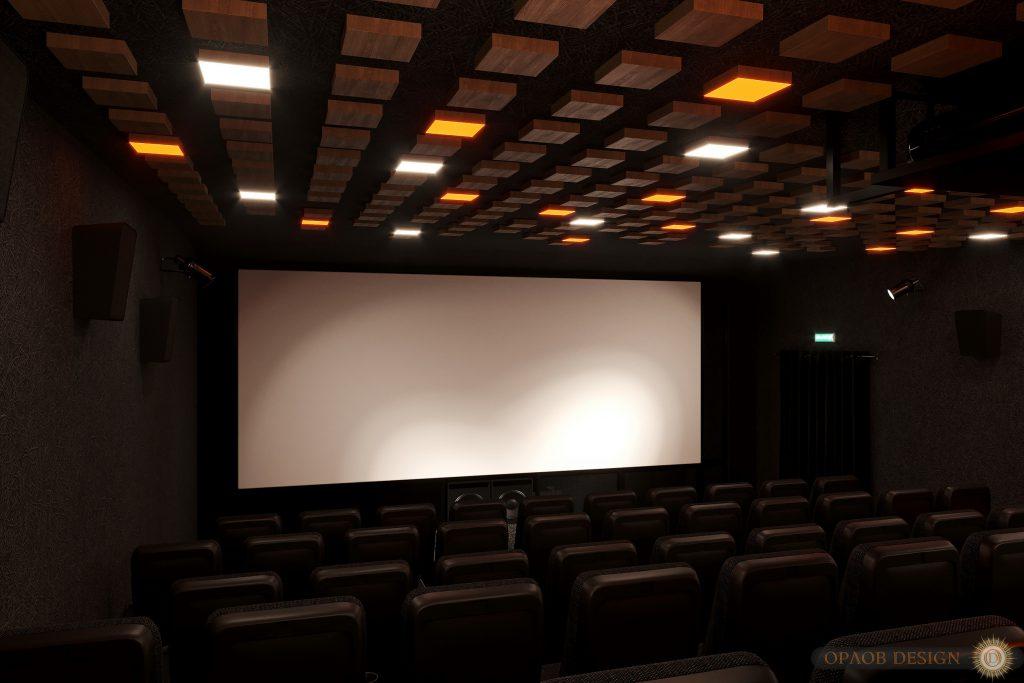 В Кирове появится семизальный кинотеатр. Открытие запланировано на март.