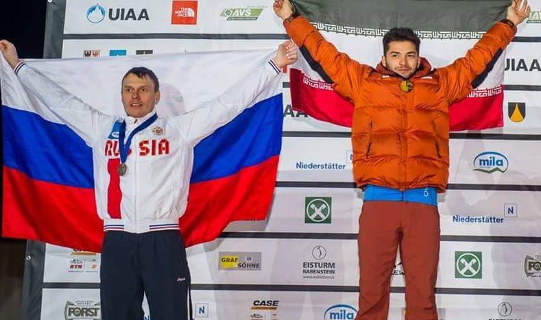 Кировские ледолазы пополнили копилку наград мировых соревнований