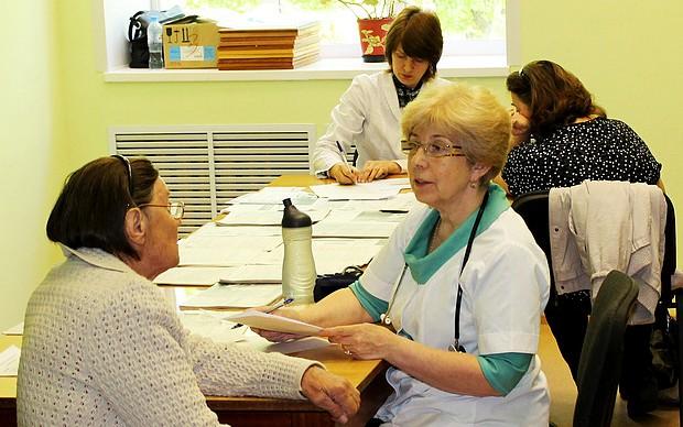 Более 40 выездов сделают врачи в рамках акции «Десант здоровья»