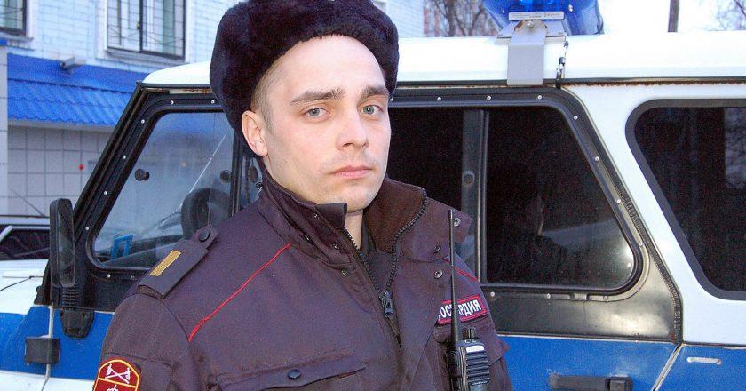 В Кирове сотрудник росгвардии Анатолий Селезенев