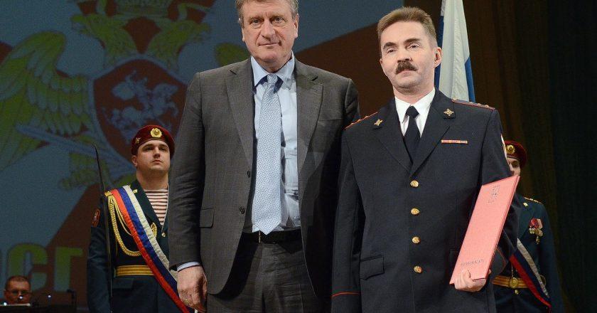 В Кирове прошли торжественные мероприятия, посвященные Дню войск национальной гвардии