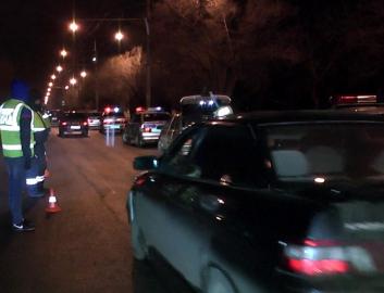 За праздничные выходные в Кирове задержали 25 пьяных водителей