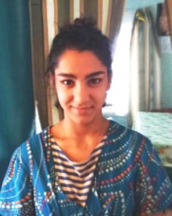 Полицейские объявили в розыск пропавшую без вести О судьбе девушки ничего не известно 2 недели.