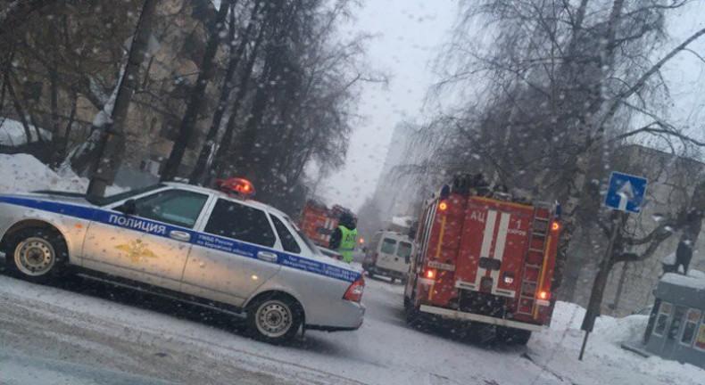 В УФСБ прокомментировали эвакуацию жильцов из пятиэтажки в Кирове