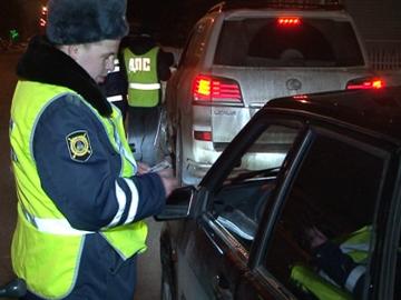 11 нетрезвых водителей задержали за прошедшие три дня сотрудники ГИБДД в Кирове