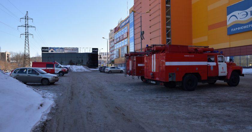 Руководители города проверили безопасность ТРЦ «Jam Молл» в Кирове