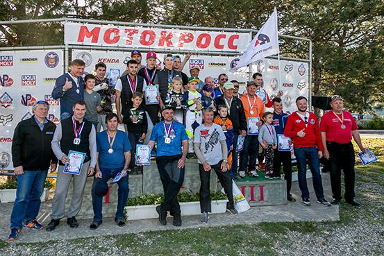 Кировчанин стал серебряным призером на первом этапе Кубка Федерации мотоциклетного спорта Краснодарского края