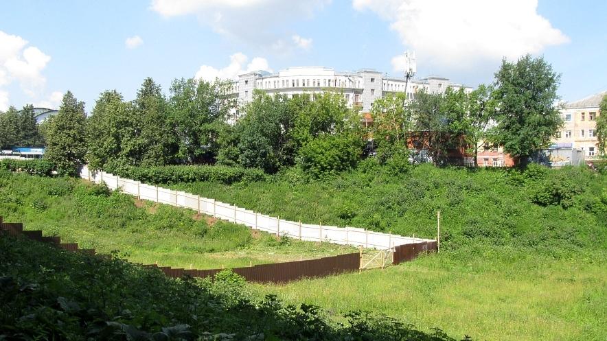 Илья Шульгин рассказал о планах по развитию оврага Засора