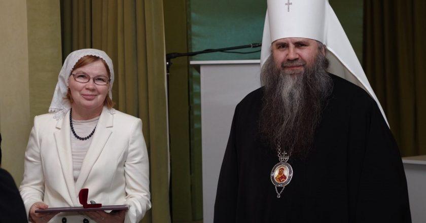 Кировский педагог стала победителем конкурса «Серафимовский учитель»