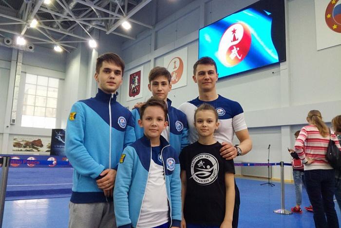 Кировские спортсмены успешно выступили на первенстве России по ушу