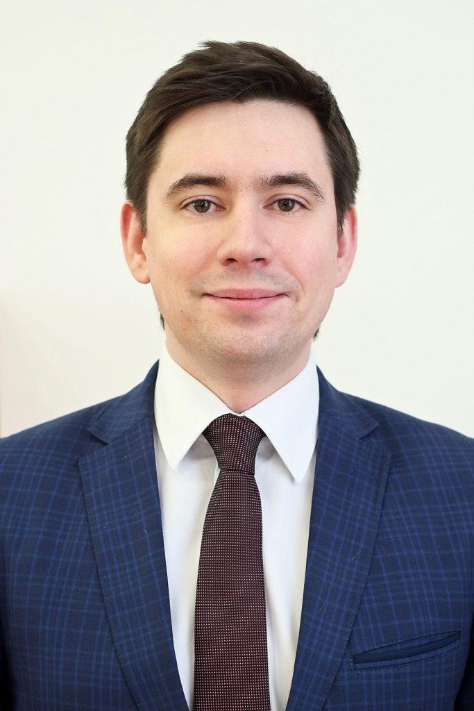 министра спорта и молодежной политики Кировской области Барминов Георгий Андреевич
