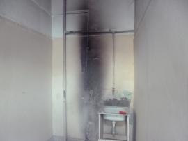 В Кирове из-за пожара эвакуировали детей из школы №18