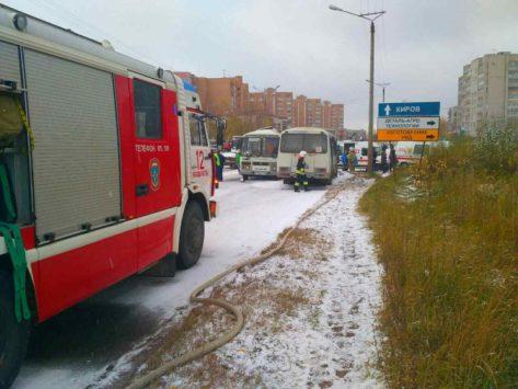 Учинившему аварию в Кирово-Чепецке водителю ПАЗа дали домашний арест