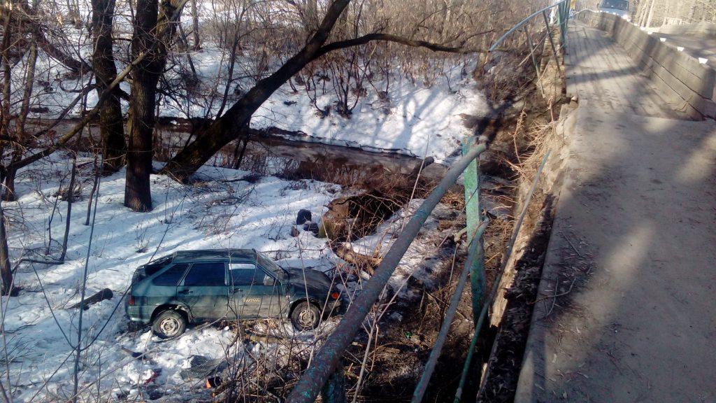 В Кировской области такси вылетело с мостаВ Кировской области такси вылетело с моста: есть пострадавшие есть пострадавшие