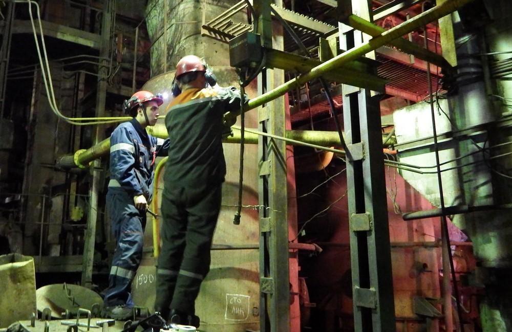 09.04.2018 На Кировской ТЭЦ-4 завершился ремонт энергетического котла