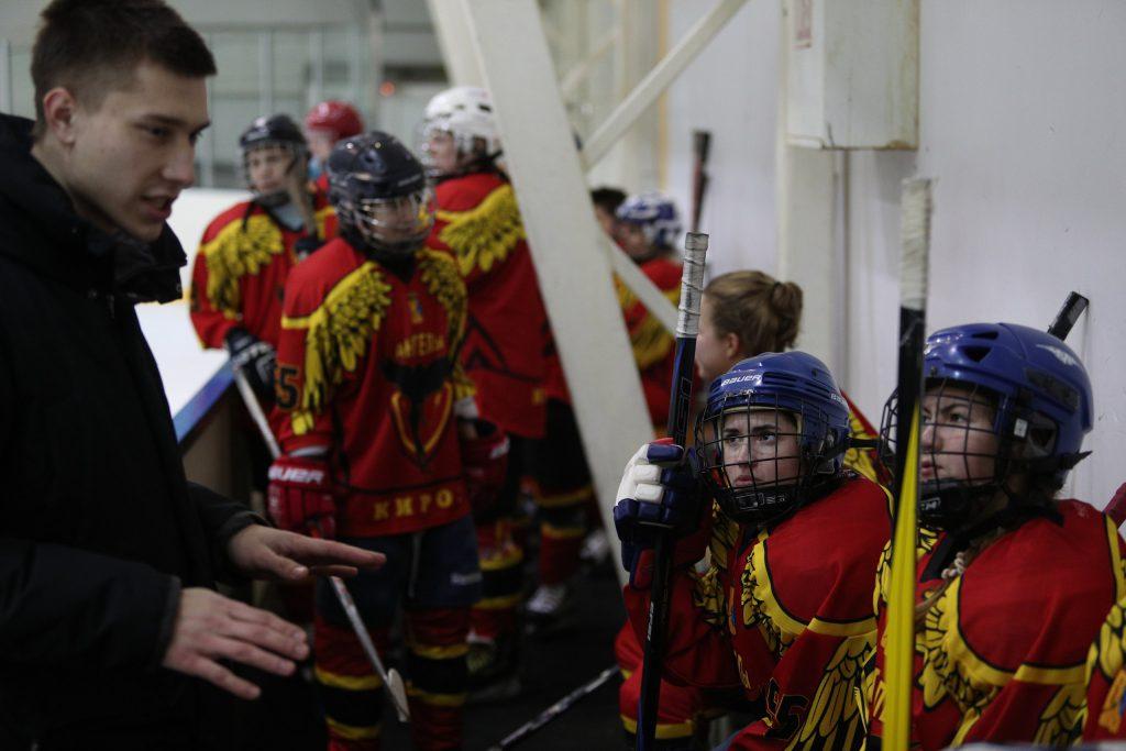 Кировские хоккеистки поборются за звание «лучших» в ПФО
