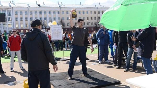 Кировчане встретят «Спортивную весну»