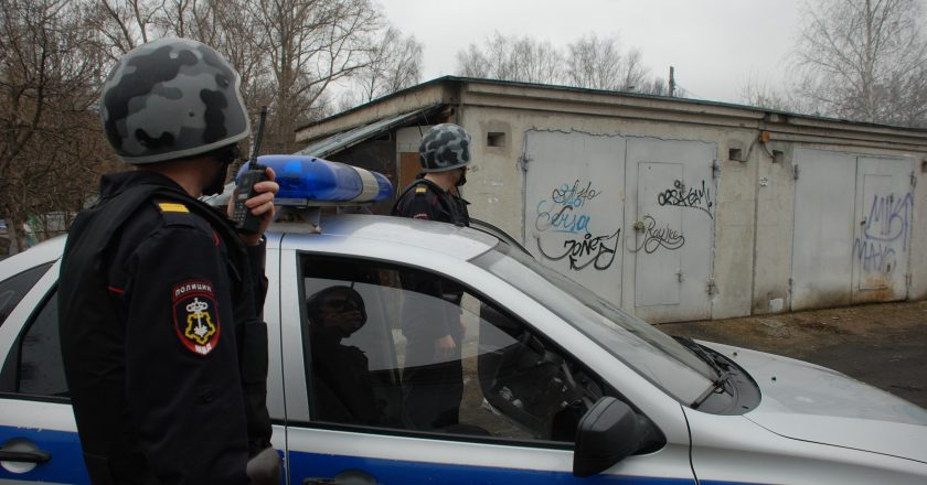 В Котельниче сотрудники Росгвардии задержали гражданина, подозреваемого в краже велосипеда