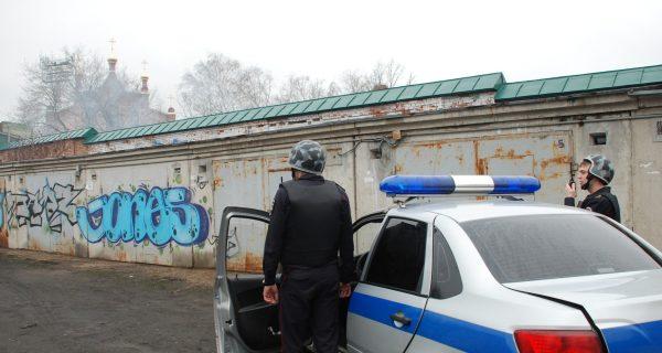 В Кирове сотрудники Росгвардии задержали мужчину, находящегося в федеральном розыске