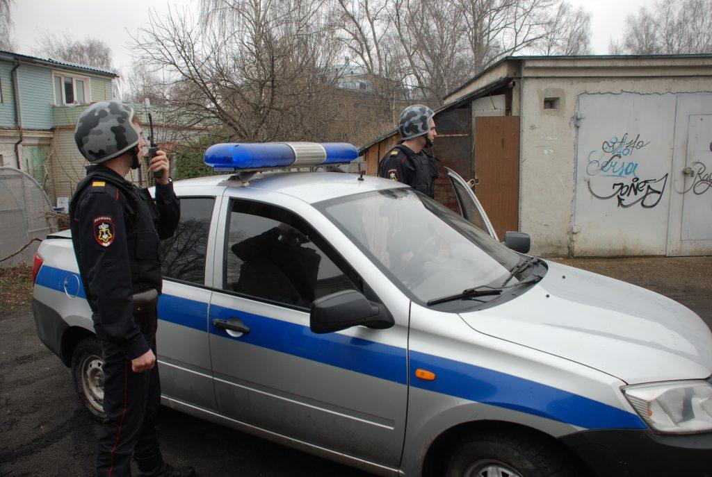 В Кирове сотрудники Росгвардии задержали мужчину, подозреваемого в хищении сотового телефона