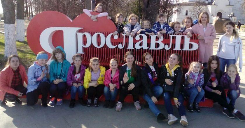 Хор «Романтики» вернулся с победой с международного фестиваля-конкурса «Ярославская мозаика»