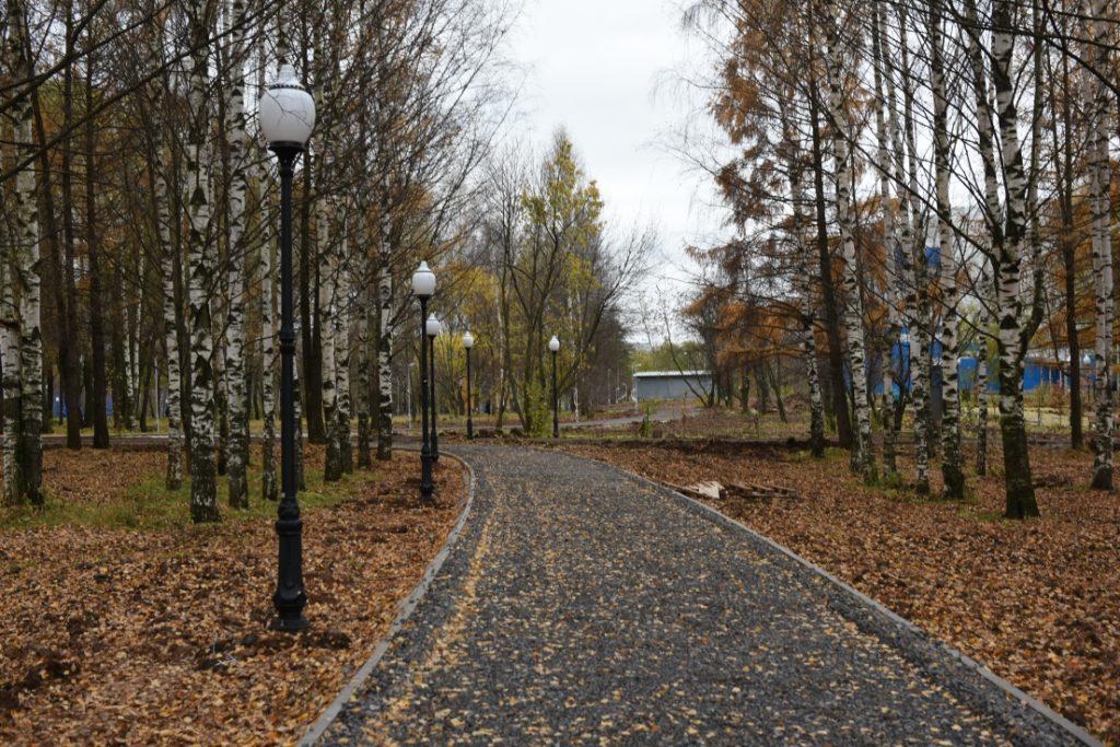 Следующей весной Кочуровский парк не должен «поплыть»