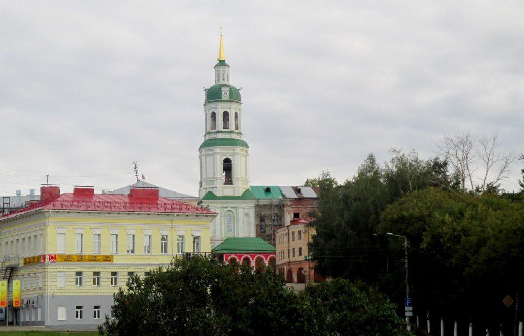 В Кирове планируют построить зону отдыха у Спасского собора