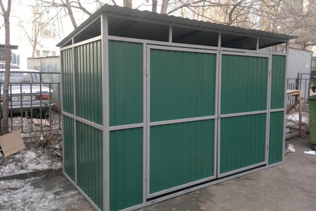 В Кирове могут появиться контейнерные площадки с видеофиксацией