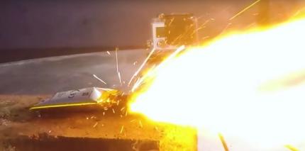 Взрыв батареи мобильного телефона едва не привел к пожару в квартире