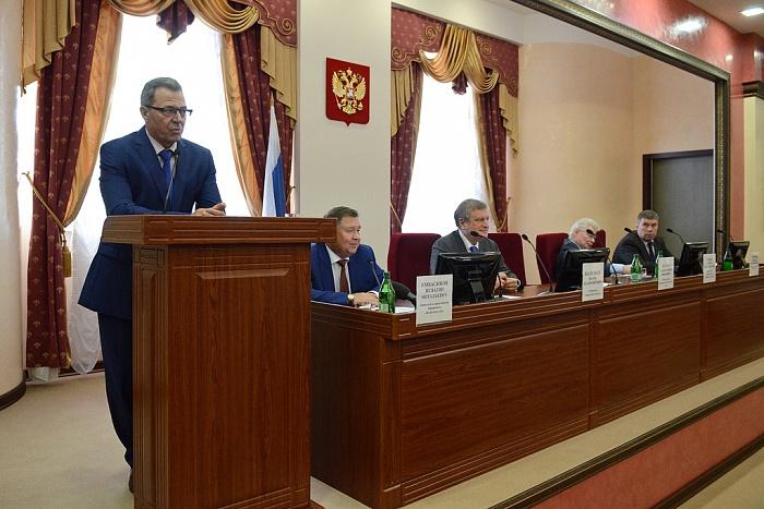 Кировский областной суд возглавил генерал-майор юстиции Константин Егоров