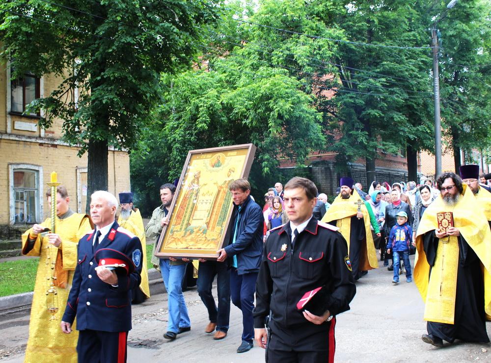 7 июля в Кирове из-за крестного хода перекроют две улицы