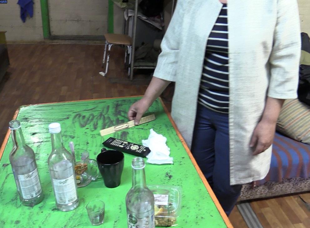 Жительница Кирова подозревается в убийстве малознакомого мужчины
