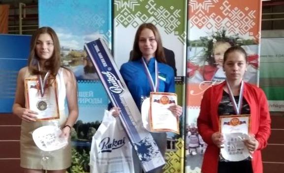 Спортсменка из Котельнича завоевала «серебро» турнира «Юный стрелок России»