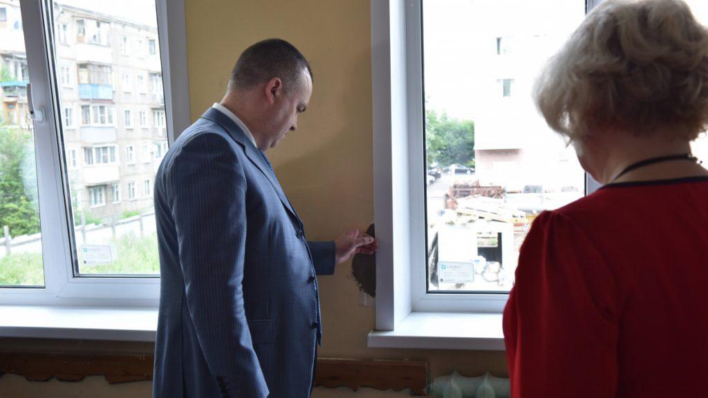 Ремонт в школе №24 в Кирове закончат до 7 августа