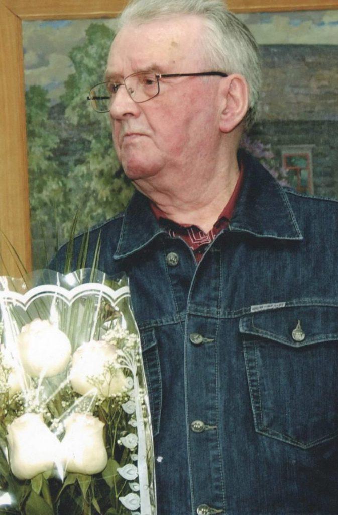 Вчера в Кирове умер известный художник