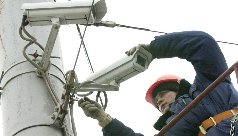 В Кирове установили первую видеокамеру в месте образования свалок