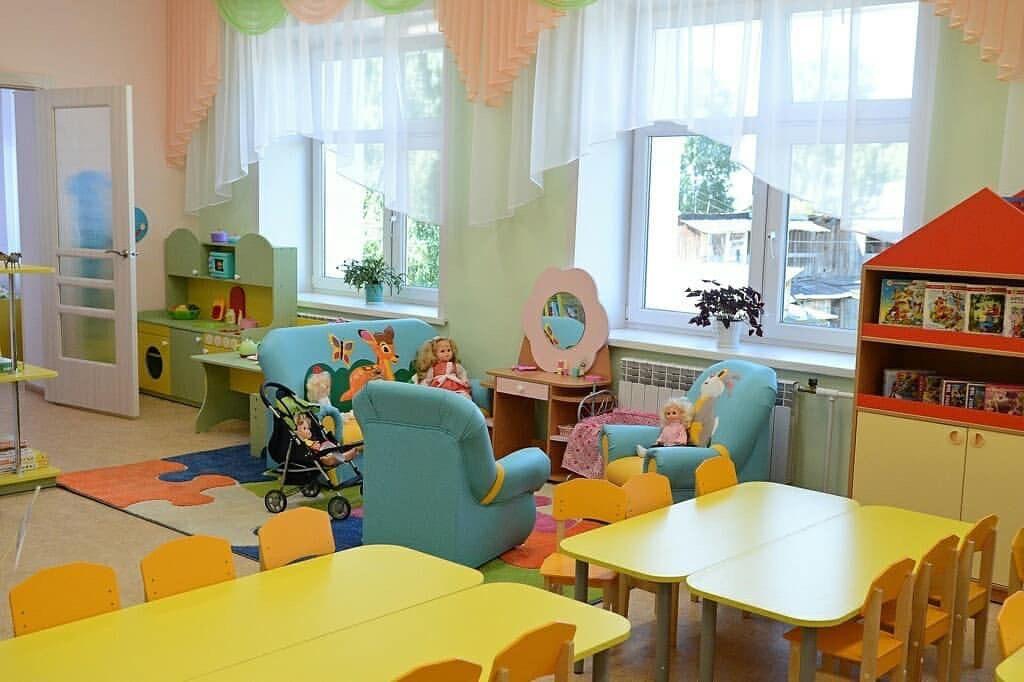 В Сидоровке начал работать новый детский сад