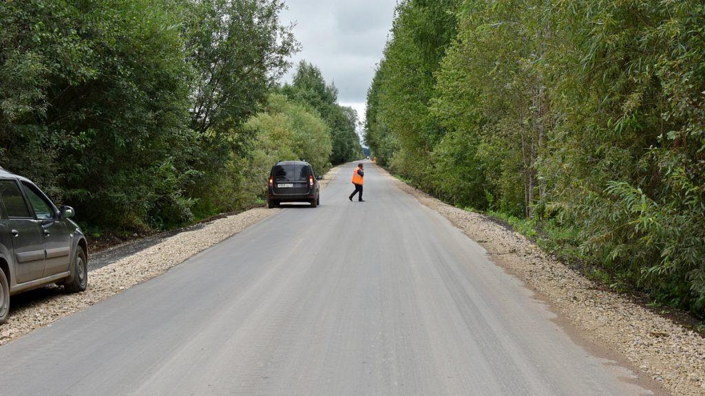 В Кирове приняли жизненно важную дорогу